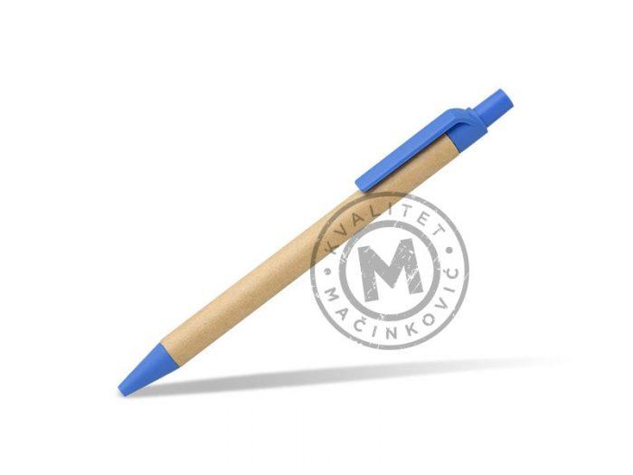 biorazgradiva-hemiska-olovka-vita-plava