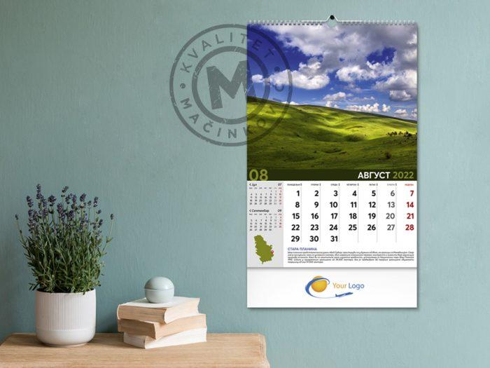 calendars-nature-treasures-of-serbia-august