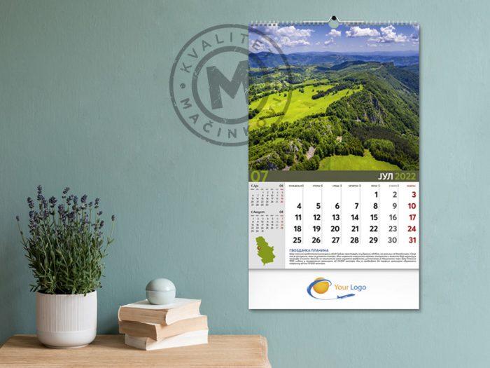 calendars-nature-treasures-of-serbia-july