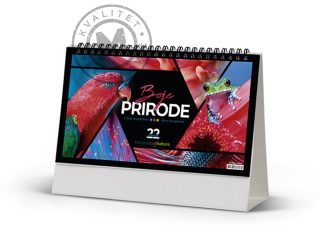 Desktop Calendar, Colours of Nature 29
