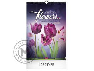 Calendars, Flowers