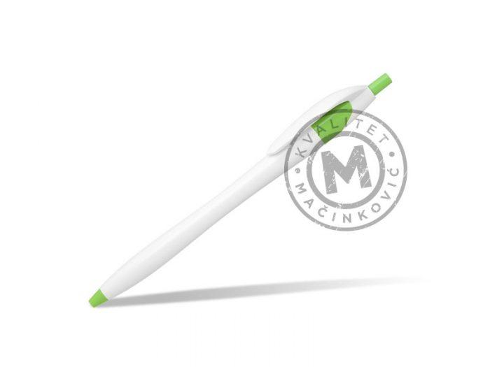 hemijska-olovka-521-svetlo-zelena