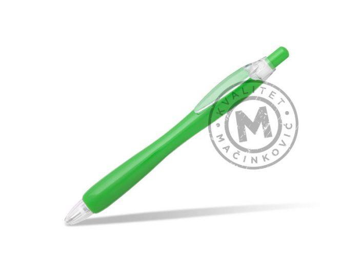 hemijska-olovka-malibu-zelena