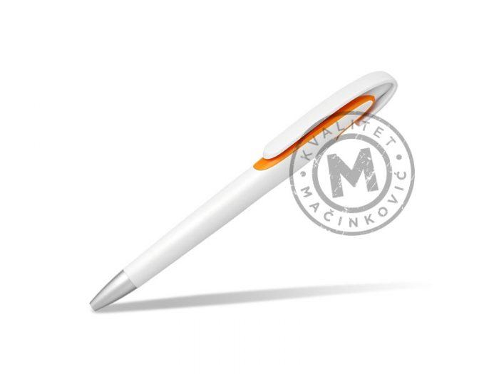 hemijska-olovka-paloma-narandzasta