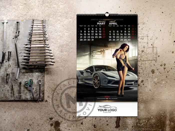 kalendar-girls-and-cars-mart-april