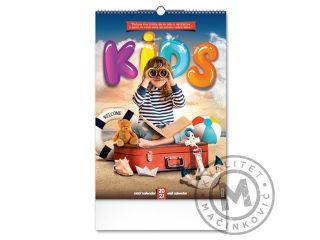 Calendar, Kids