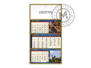 Kalendar, Manastiri