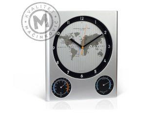 Clock, Globo