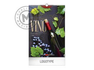 Calendars, Wine