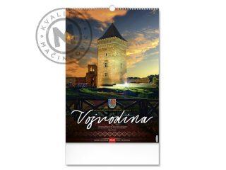 Wall Calendar, Vojvodina