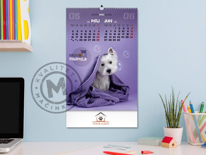 zidni-kalendar-najbolji-prijatelji-maj-jun