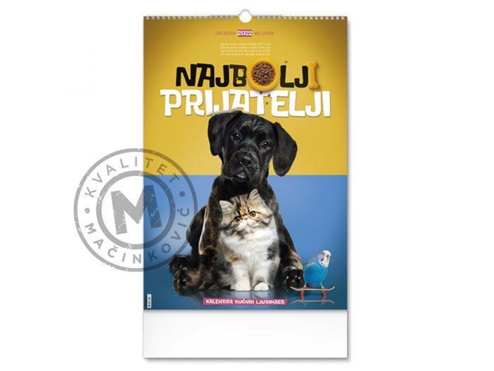 zidni-kalendar-najbolji-prijatelji-naslovna