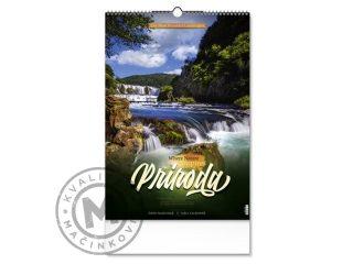 Zidni kalendari, Priroda 02