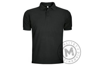 Men Cotton Polo Shirt, Azzurro II
