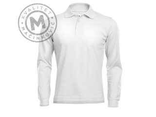 Men Long-sleeved Polo Shirt, Gator