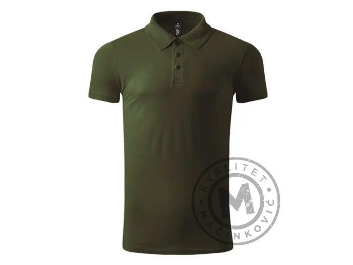 muska-pamucna-polo-majica-azzurro-ii-maslinasto-zelena