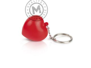 Anti-stress Key Chain, Heart mini