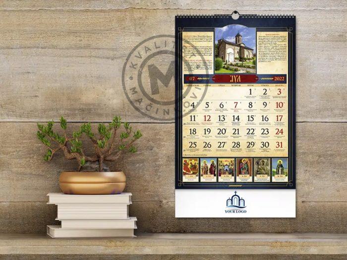 wall-calendar-orthodox-10-july