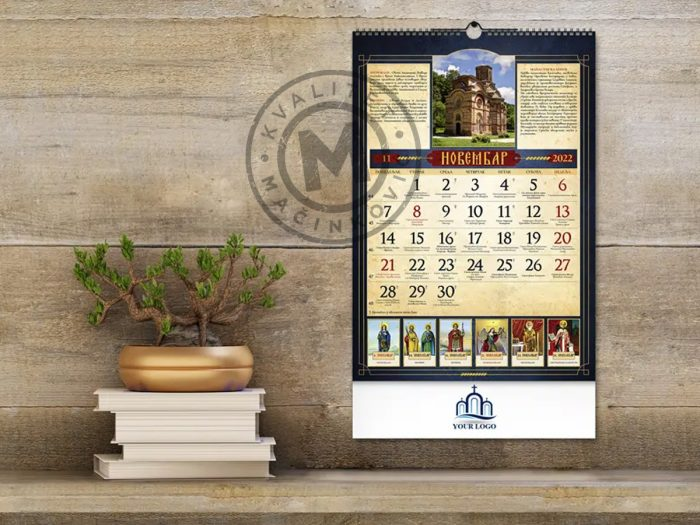 wall-calendar-orthodox-10-november