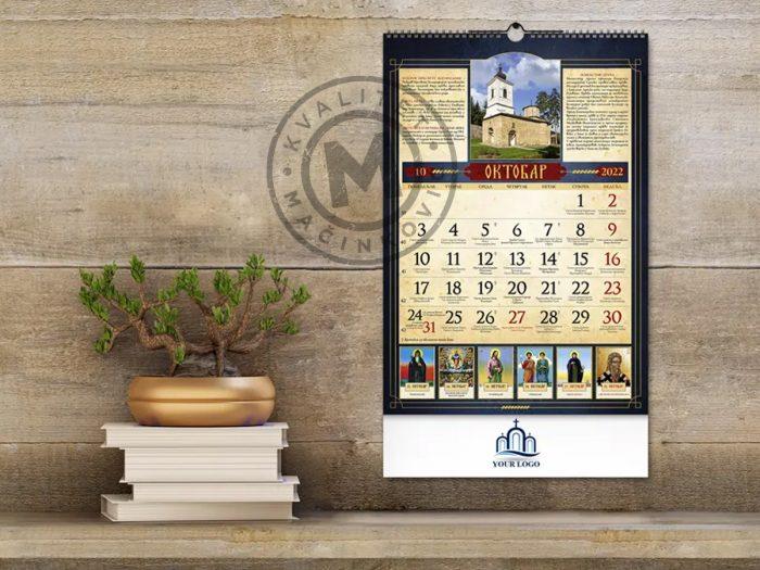wall-calendar-orthodox-10-oktober