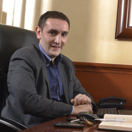 Nebojša Mačinković, izvršni direktor