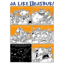 Ja like Fejsbuk – Facebook