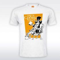 Majice sa Bobovim ilustracijama – Marko Kraljević