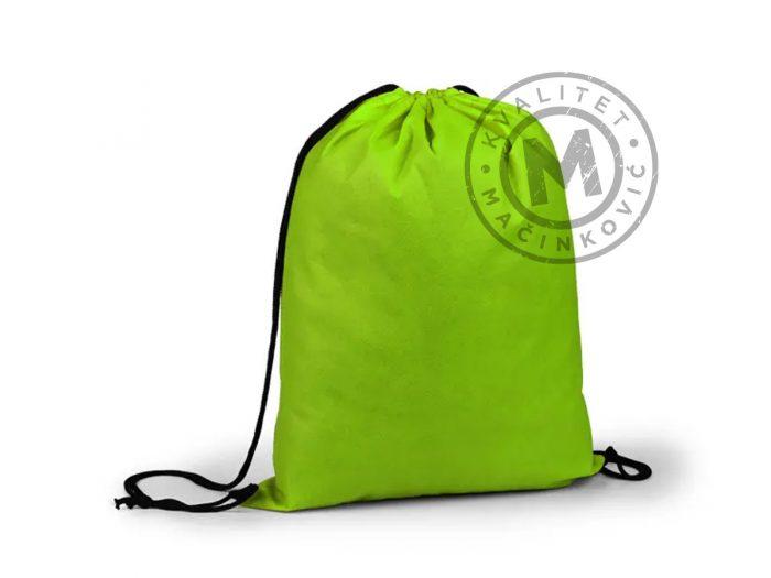 biorazgradivi-ranac-sneakers-svetlo-zelena