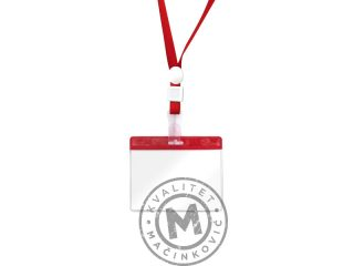 ID card holder with lanyard, Identico