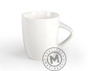 Porcelain Mug, Lilly Bianco
