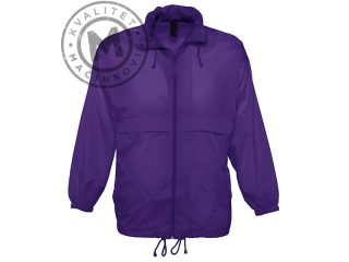 Unisex Waterproof Wind Jacket, Regata