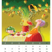 Kalendar '15, GMO