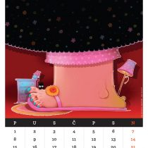Kalendar '15, Tašta