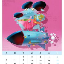 Kalendar '15, Novi svetski poredak