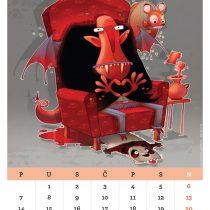 Kalendar '15, Dobar političar