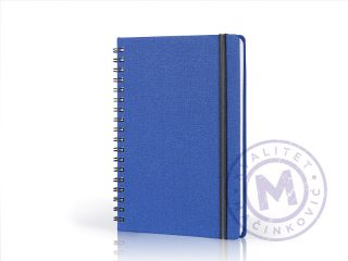 Notebook B5, Melburn
