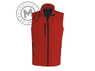 Man's Softshell Vest, Feedback Men