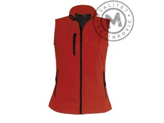 Women Softshell Vest, Feedback Women
