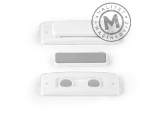 Plastic Holder for ID Card, Ident