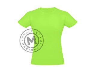 Women's T-shirt, Neon Lady