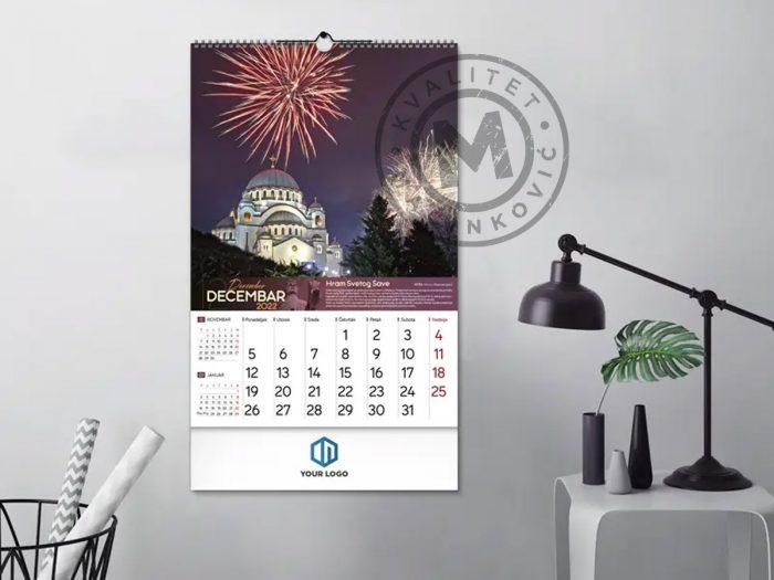 wall-calendars-belgrade-december