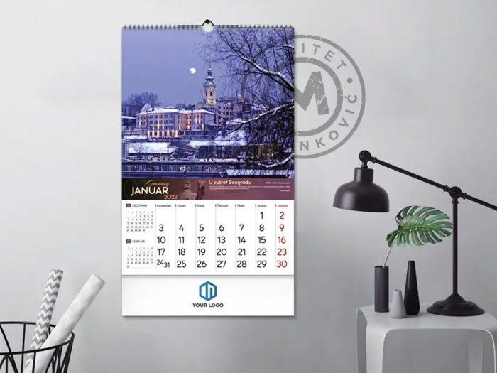 wall-calendars-belgrade-january
