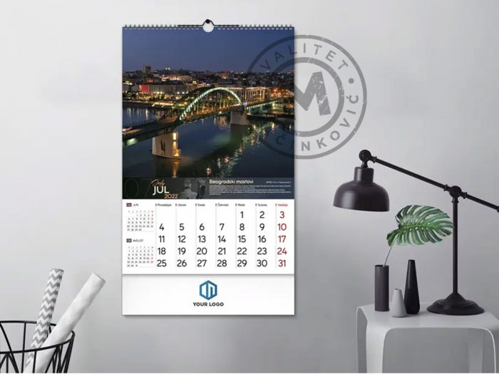 wall-calendars-belgrade-july