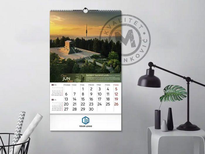 wall-calendars-belgrade-june