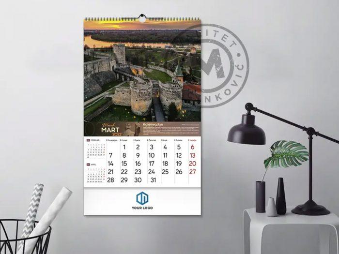 wall-calendars-belgrade-march