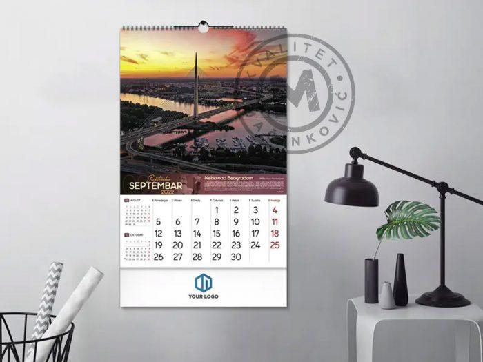 wall-calendars-belgrade-september