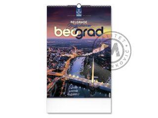 Wall Calendars, Belgrade
