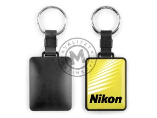 Plastic Key Chain, Domingo