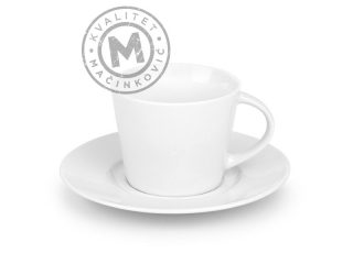 Porcelain Cup and Saucer, Amato