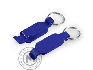 Privezak za ključeve sa otvaračem za flaše, Cliper